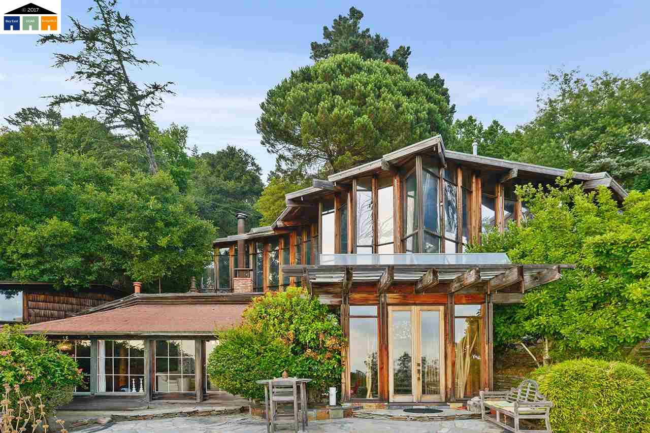 Casa Unifamiliar por un Venta en 200 Panoramic Way Berkeley, California 94704 Estados Unidos