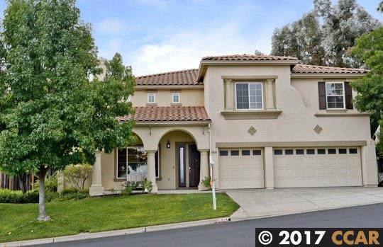 Single Family Home for Sale at 5314 Crystyl Ranch Drive 5314 Crystyl Ranch Drive Concord, California 94521 United States