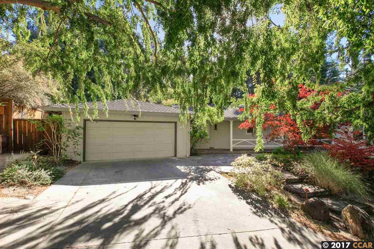 獨棟家庭住宅 為 出租 在 34 Hardie Drive 34 Hardie Drive Moraga, 加利福尼亞州 94556 美國