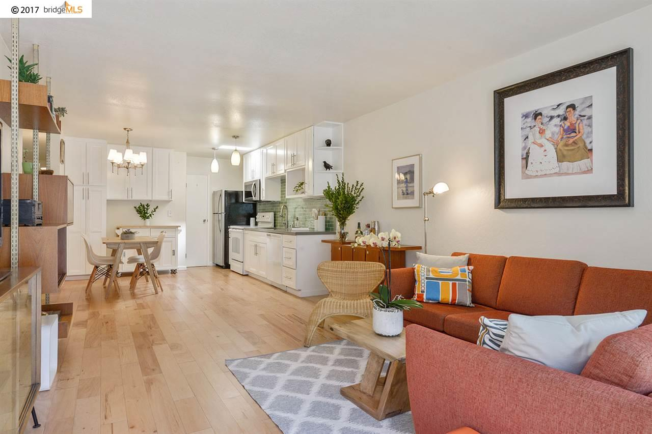 Condominium for Sale at 427 Lagunitas Avenue Oakland, California 94610 United States
