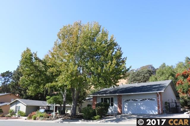 Maison unifamiliale pour l Vente à 2650 Tamalpais Drive Pinole, Californie 94564 États-Unis