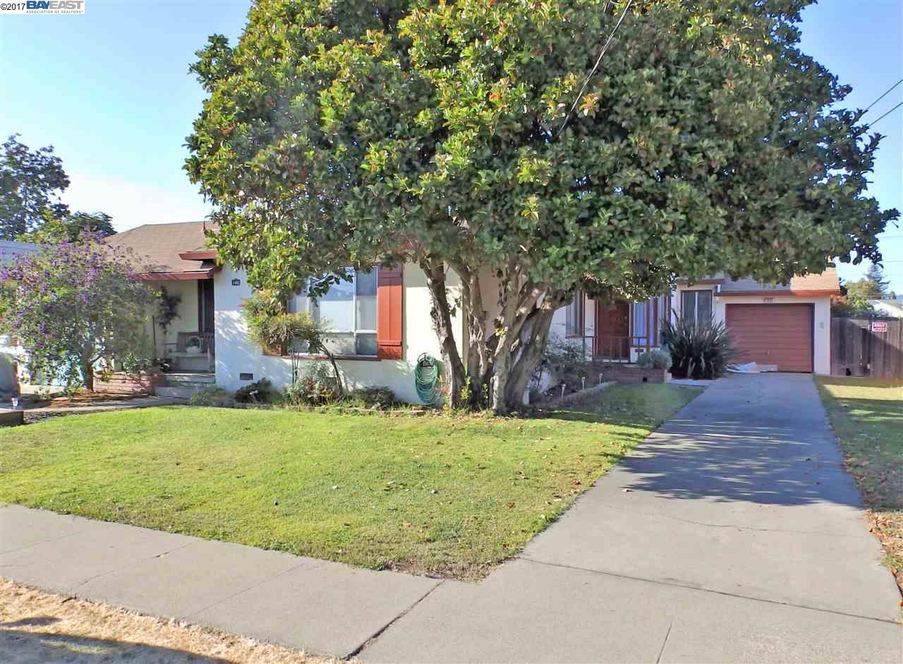 二世帯住宅 のために 売買 アット 1465 Manor Blvd San Leandro, カリフォルニア 94579 アメリカ合衆国