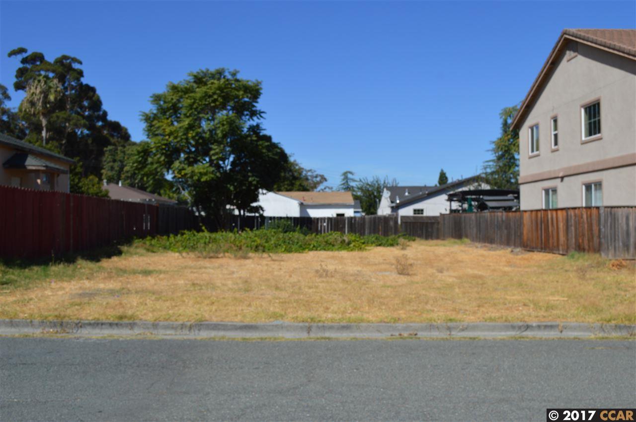 Земля для того Продажа на Cornwall Street Cornwall Street Pittsburg, Калифорния 94565 Соединенные Штаты