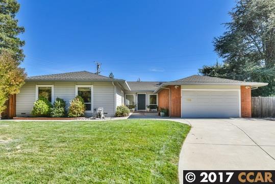 Частный односемейный дом для того Продажа на 3121 sugarberry 3121 sugarberry Walnut Creek, Калифорния 94598 Соединенные Штаты