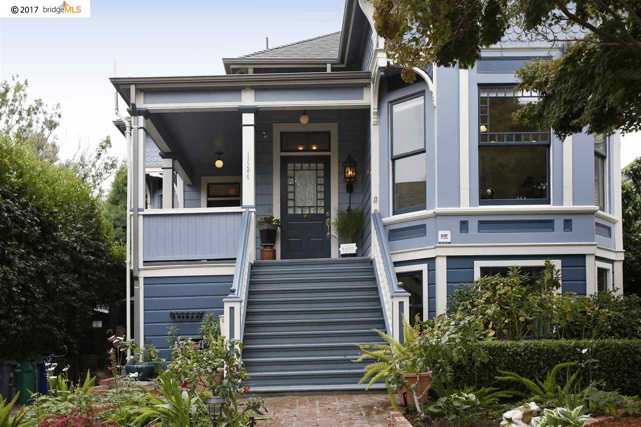 Многосемейный дом для того Продажа на 1524 Pacific Avenue 1524 Pacific Avenue Alameda, Калифорния 94501 Соединенные Штаты