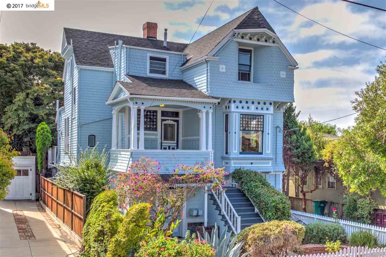 Mehrfamilienhaus für Verkauf beim 5427 Manila Avenue 5427 Manila Avenue Oakland, Kalifornien 94618 Vereinigte Staaten