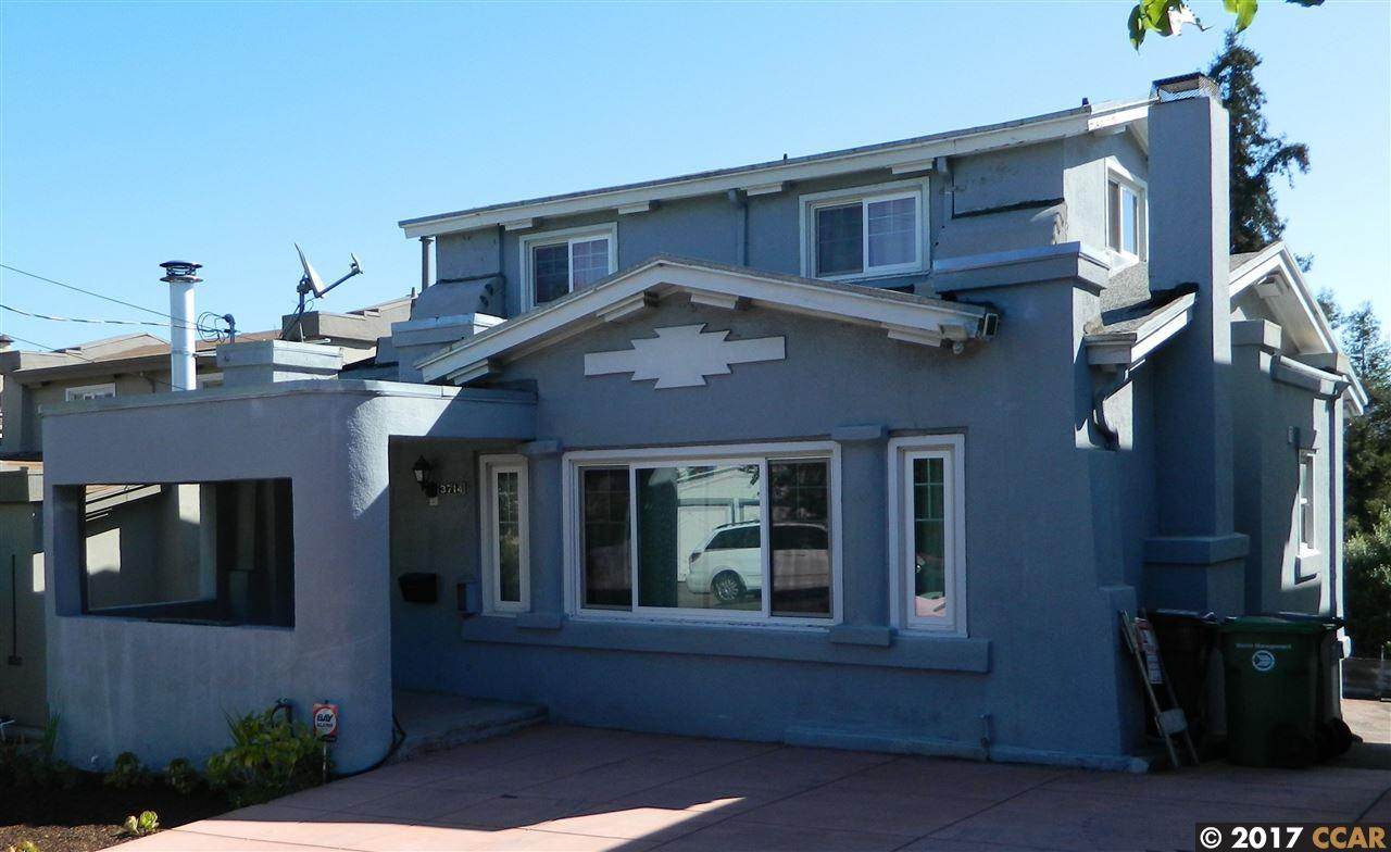 Casa Unifamiliar por un Venta en 3714 Linwood Avenue 3714 Linwood Avenue Oakland, California 94602 Estados Unidos