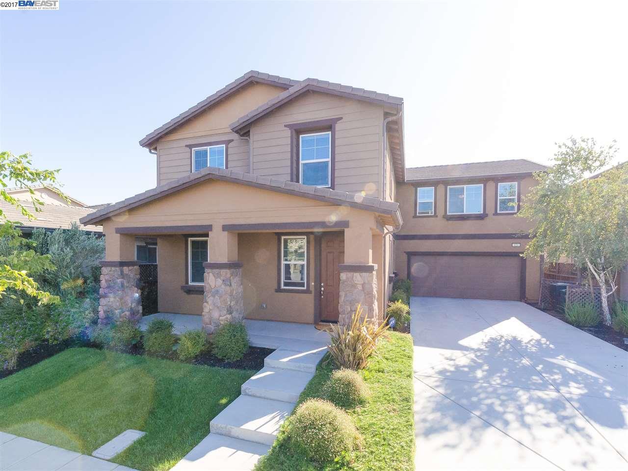 Einfamilienhaus für Verkauf beim 624 N Oliveto Drive 624 N Oliveto Drive Mountain House, Kalifornien 95391 Vereinigte Staaten