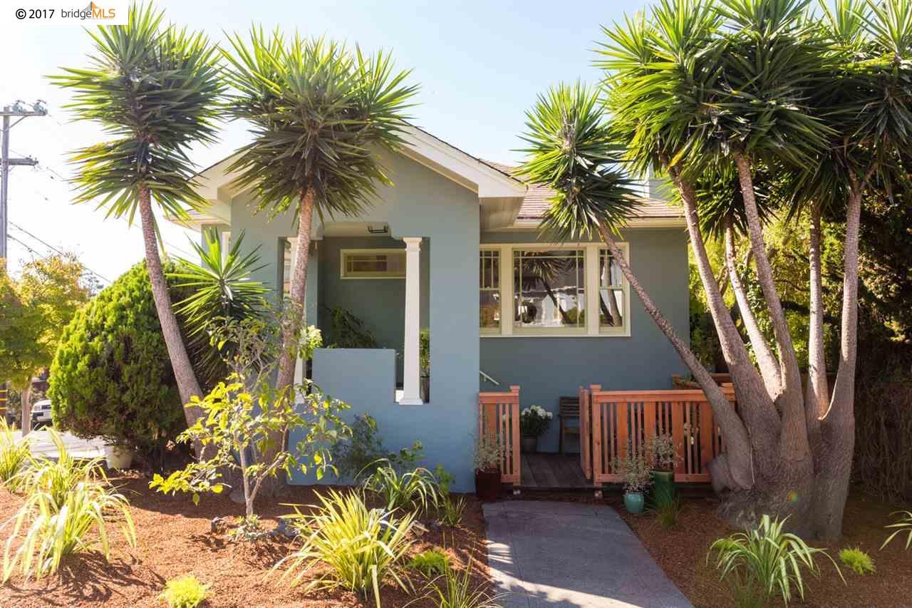 واحد منزل الأسرة للـ Sale في 5718 Barrett Avenue 5718 Barrett Avenue El Cerrito, California 94530 United States