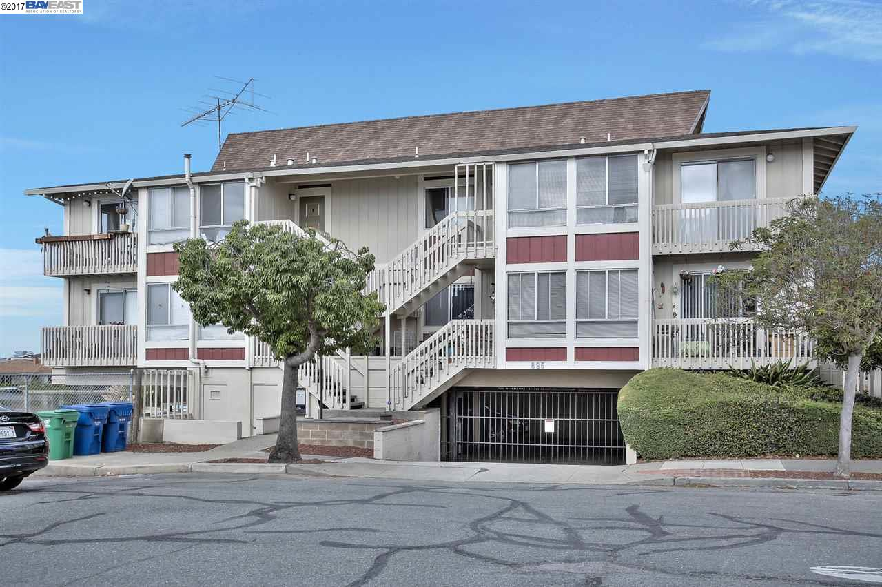 Multi-Family Home for Sale at 895 Lafayette Street 895 Lafayette Street Alameda, California 94501 United States