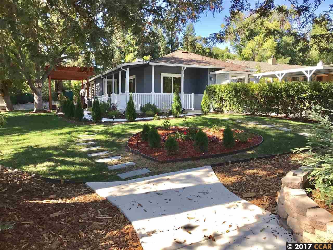 一戸建て のために 賃貸 アット 143 Pulido Road 143 Pulido Road Danville, カリフォルニア 94526 アメリカ合衆国