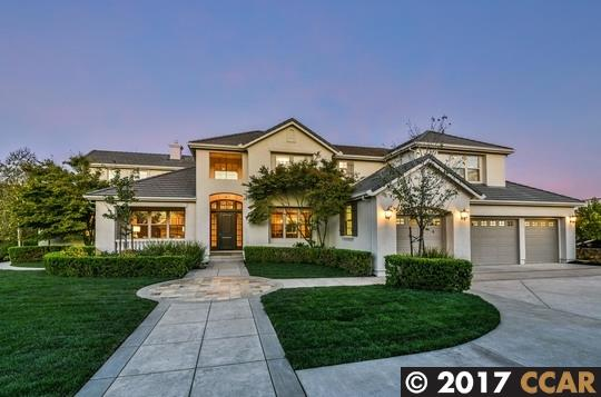 Single Family Home for Sale at 25 Diablo Ridge Lane 25 Diablo Ridge Lane Walnut Creek, California 94598 United States