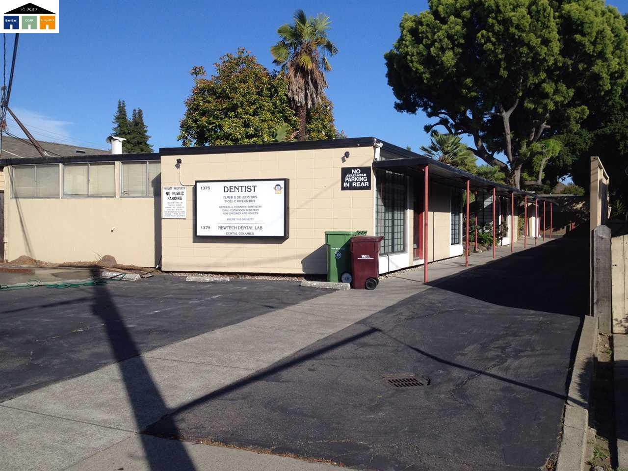 Maison avec plusieurs logements pour l Vente à 1375 b street 1375 b street Hayward, Californie 94541 États-Unis