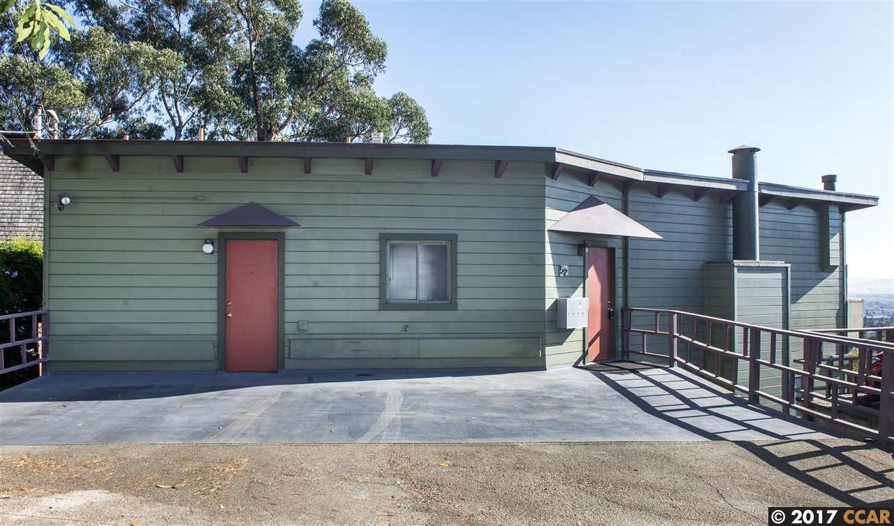 Maison avec plusieurs logements pour l Vente à 52 Panoramic Way 52 Panoramic Way Berkeley, Californie 94704 États-Unis