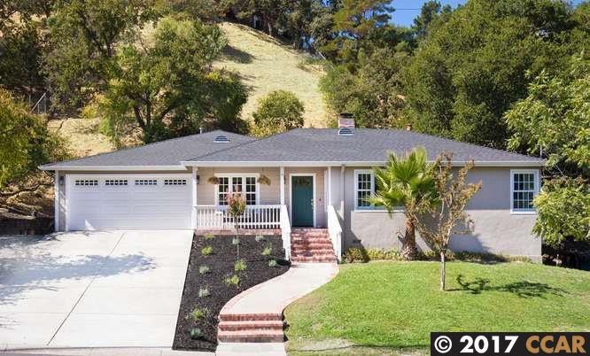 Casa Unifamiliar por un Venta en 1537 Arbutus Drive 1537 Arbutus Drive Walnut Creek, California 94595 Estados Unidos