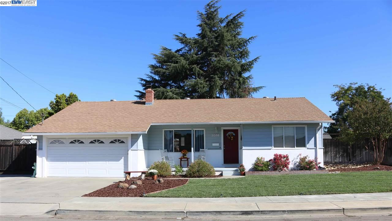 3538 Germaine Way | LIVERMORE | 1068 | 94550