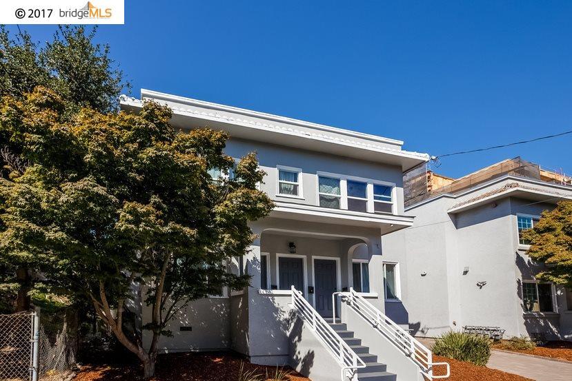 Condominium for Sale at 574 29Th Street 574 29Th Street Oakland, California 94609 United States