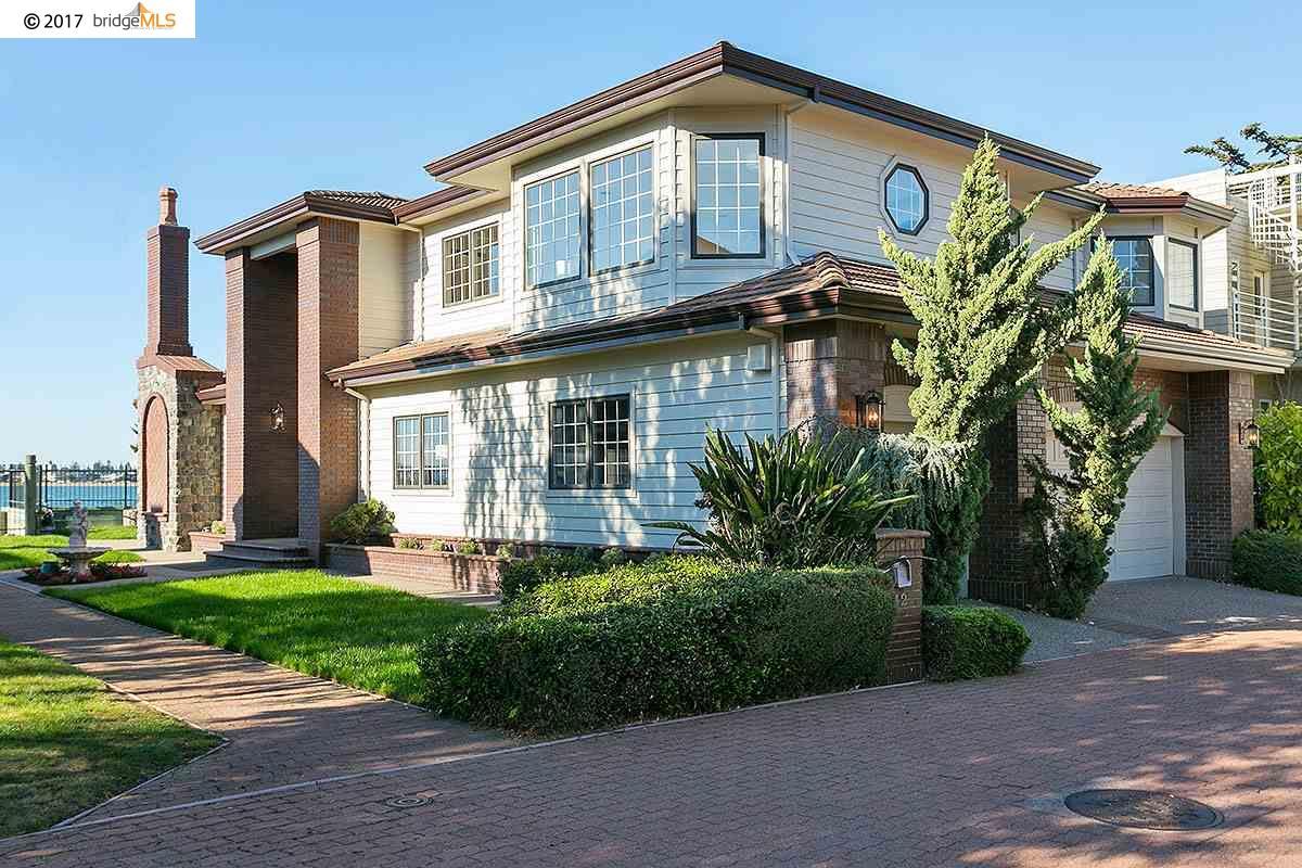 Maison unifamiliale pour l Vente à 12 ENNIS PLACE 12 ENNIS PLACE Alameda, Californie 94502 États-Unis