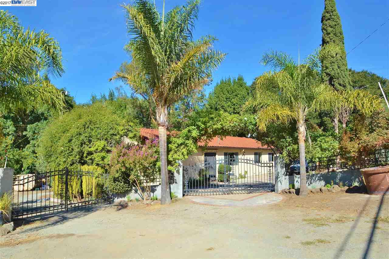 Single Family Home for Sale at 9150 Crow Canyon Road 9150 Crow Canyon Road Castro Valley, California 94552 United States