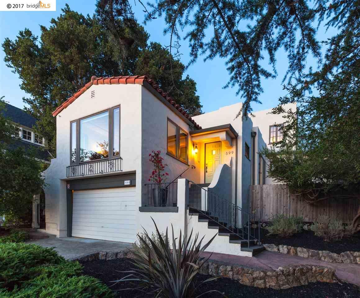 Einfamilienhaus für Verkauf beim 899 Arlington Avenue 899 Arlington Avenue Berkeley, Kalifornien 94707 Vereinigte Staaten