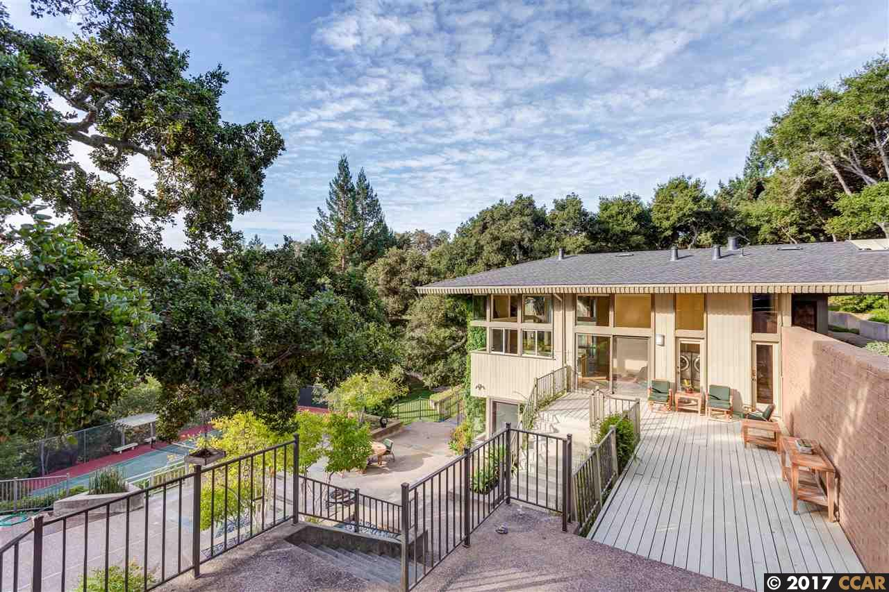 Single Family Home for Sale at 40 LOS ALTOS Road 40 LOS ALTOS Road Orinda, California 94563 United States