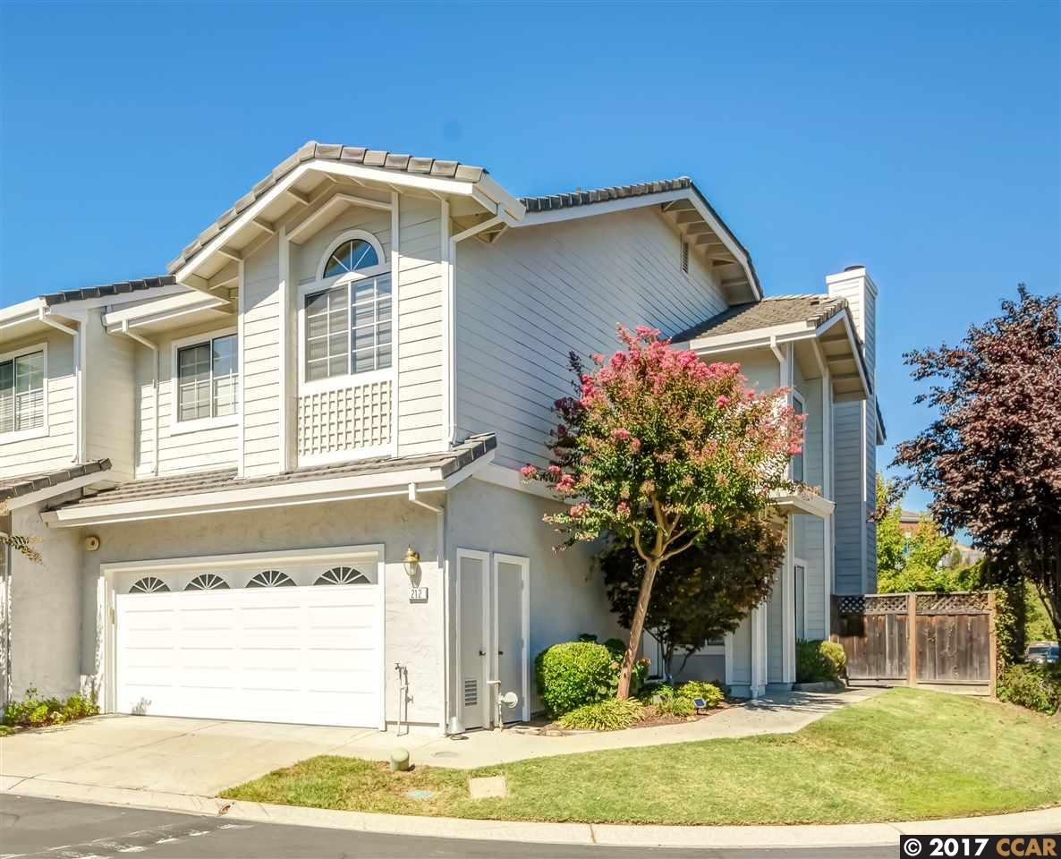 Townhouse for Rent at 212 Country Meadows Lane 212 Country Meadows Lane Danville, California 94506 United States