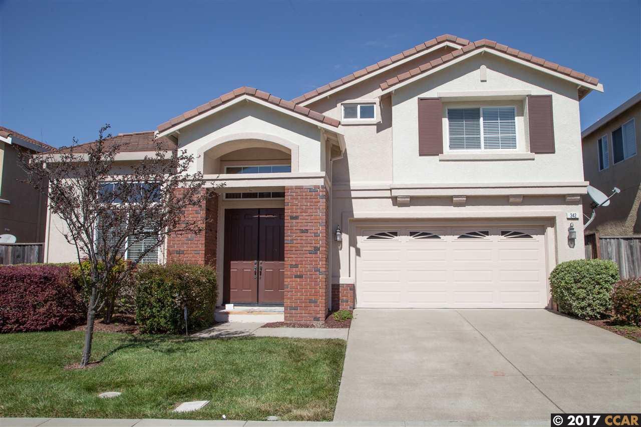 一戸建て のために 売買 アット 342 Hawk Ridge Drive 342 Hawk Ridge Drive Richmond, カリフォルニア 94806 アメリカ合衆国