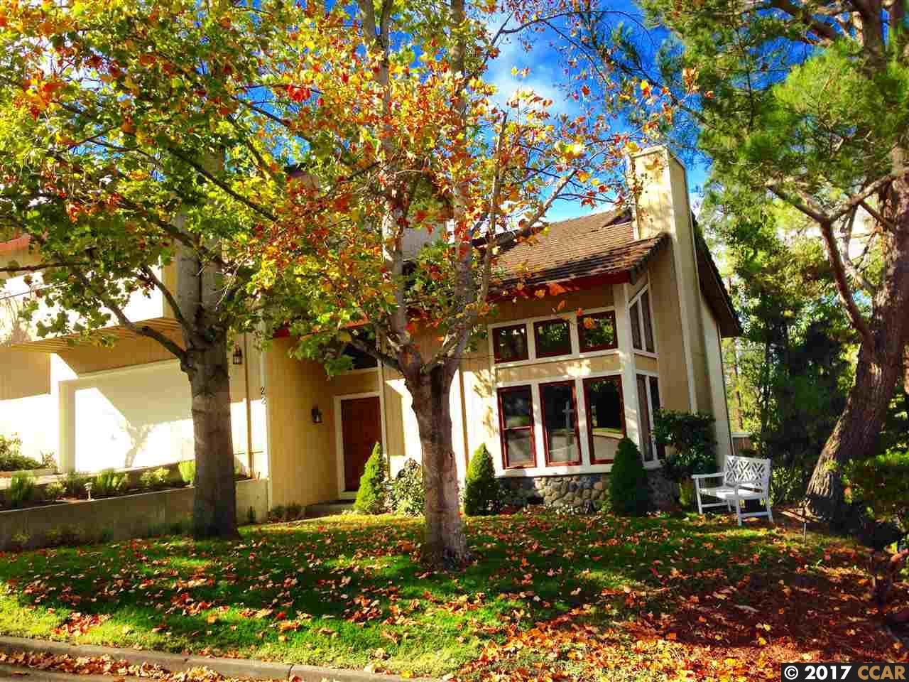 タウンハウス のために 売買 アット 22 Via Barcelona 22 Via Barcelona Moraga, カリフォルニア 94556 アメリカ合衆国