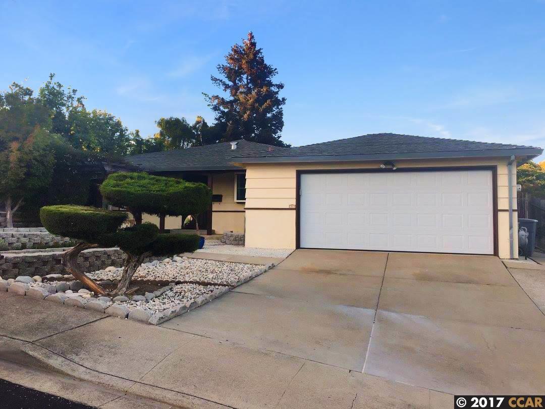 واحد منزل الأسرة للـ Sale في 2464 Fisher Street 2464 Fisher Street San Pablo, California 94806 United States