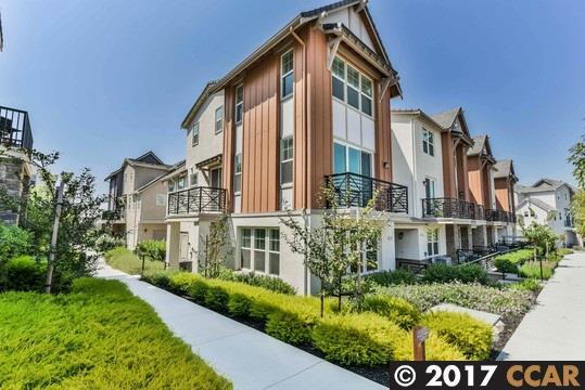 Casa unifamiliar adosada (Townhouse) por un Alquiler en 2352 Carbondale Way 2352 Carbondale Way Dublin, California 94568 Estados Unidos
