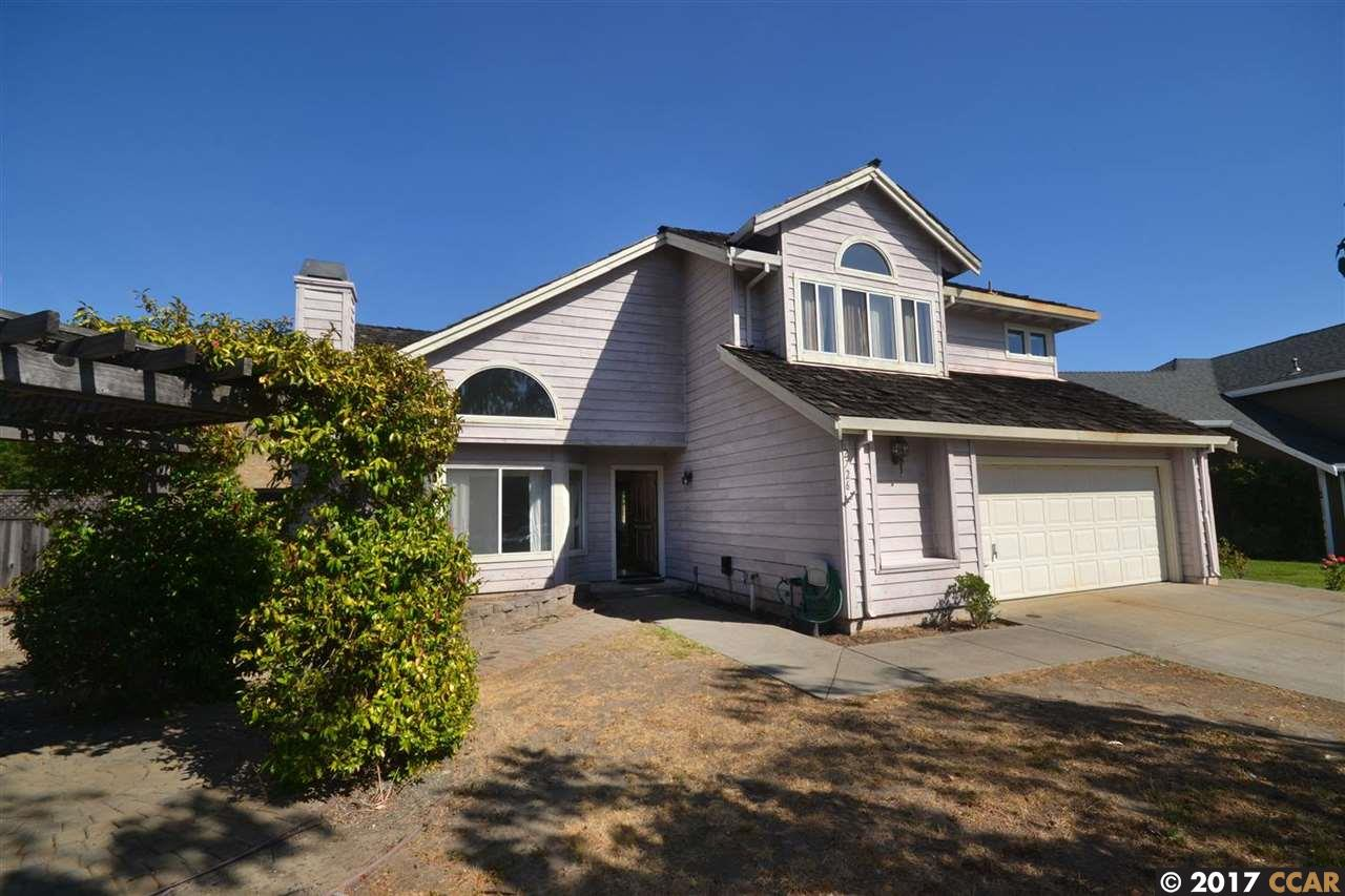 Maison unifamiliale pour l Vente à 2726 Mendocino Court 2726 Mendocino Court Pinole, Californie 94564 États-Unis