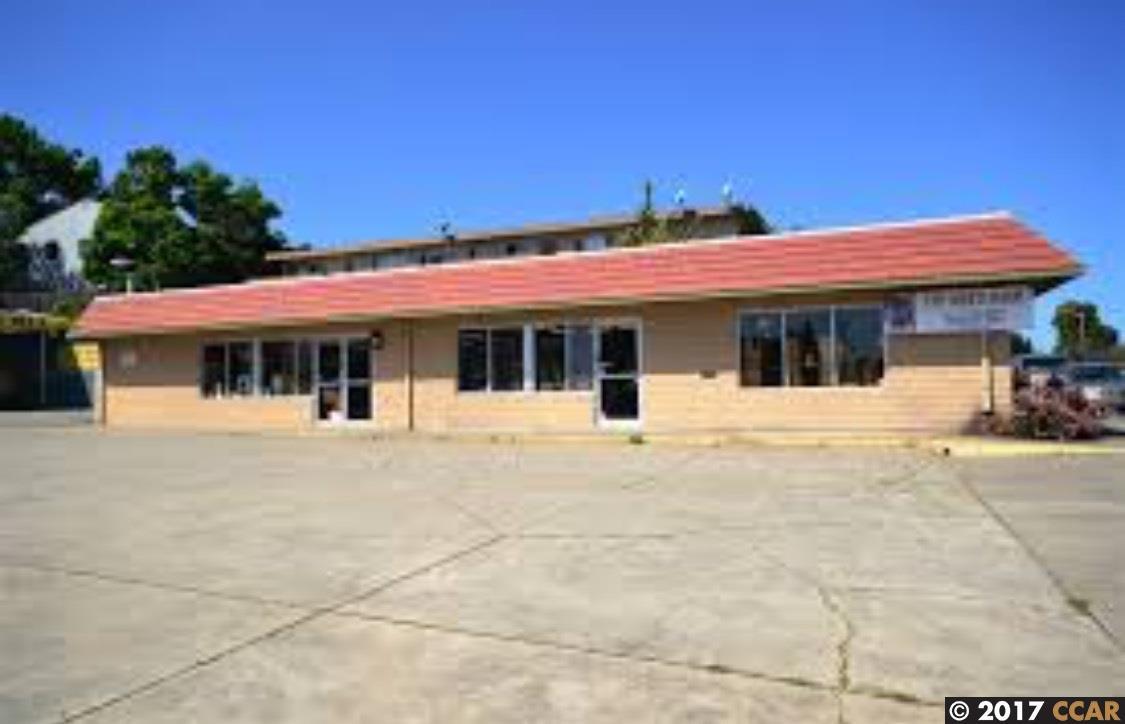 商用 のために 売買 アット 1189 San Pablo Avenue 1189 San Pablo Avenue Pinole, カリフォルニア 94564 アメリカ合衆国