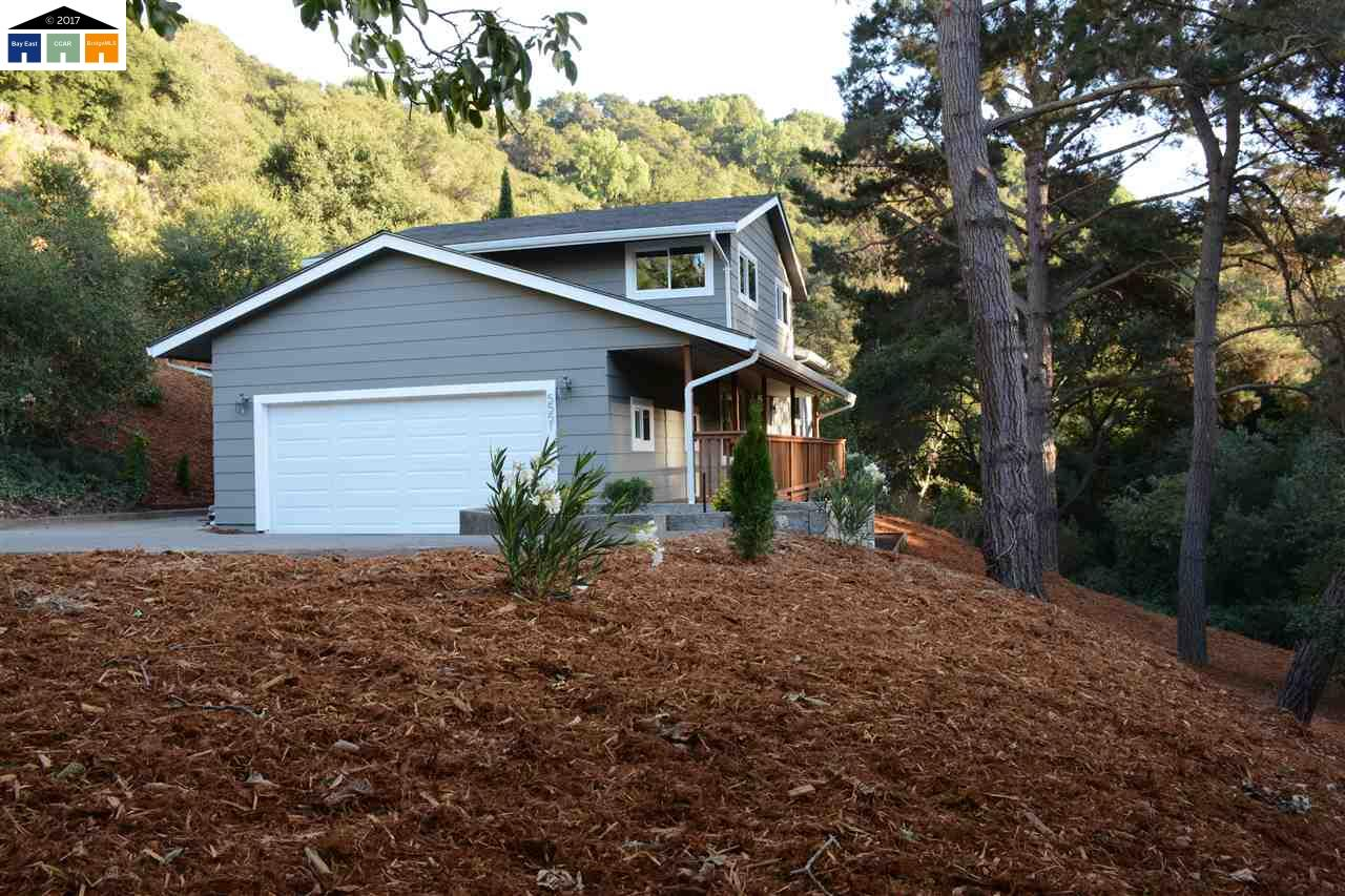 Single Family Home for Sale at 5551 Crow Canyon Road 5551 Crow Canyon Road Castro Valley, California 94552 United States