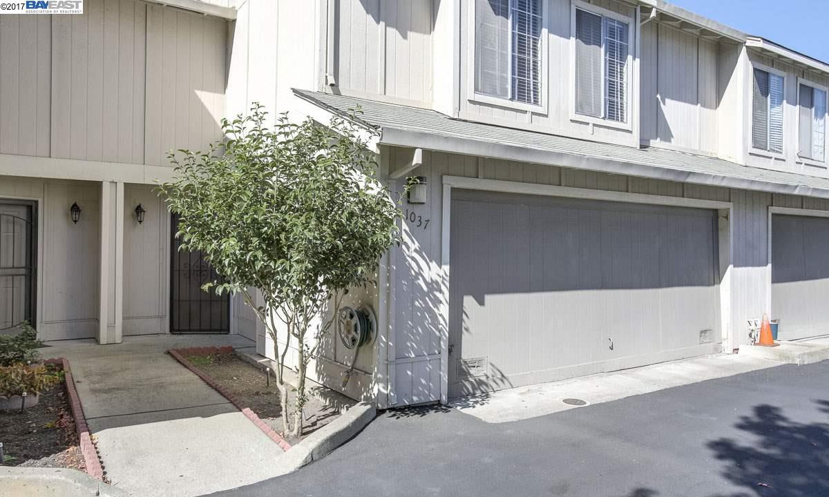 多棟聯建住宅 為 出售 在 1037 Evans Court 1037 Evans Court Hayward, 加利福尼亞州 94544 美國