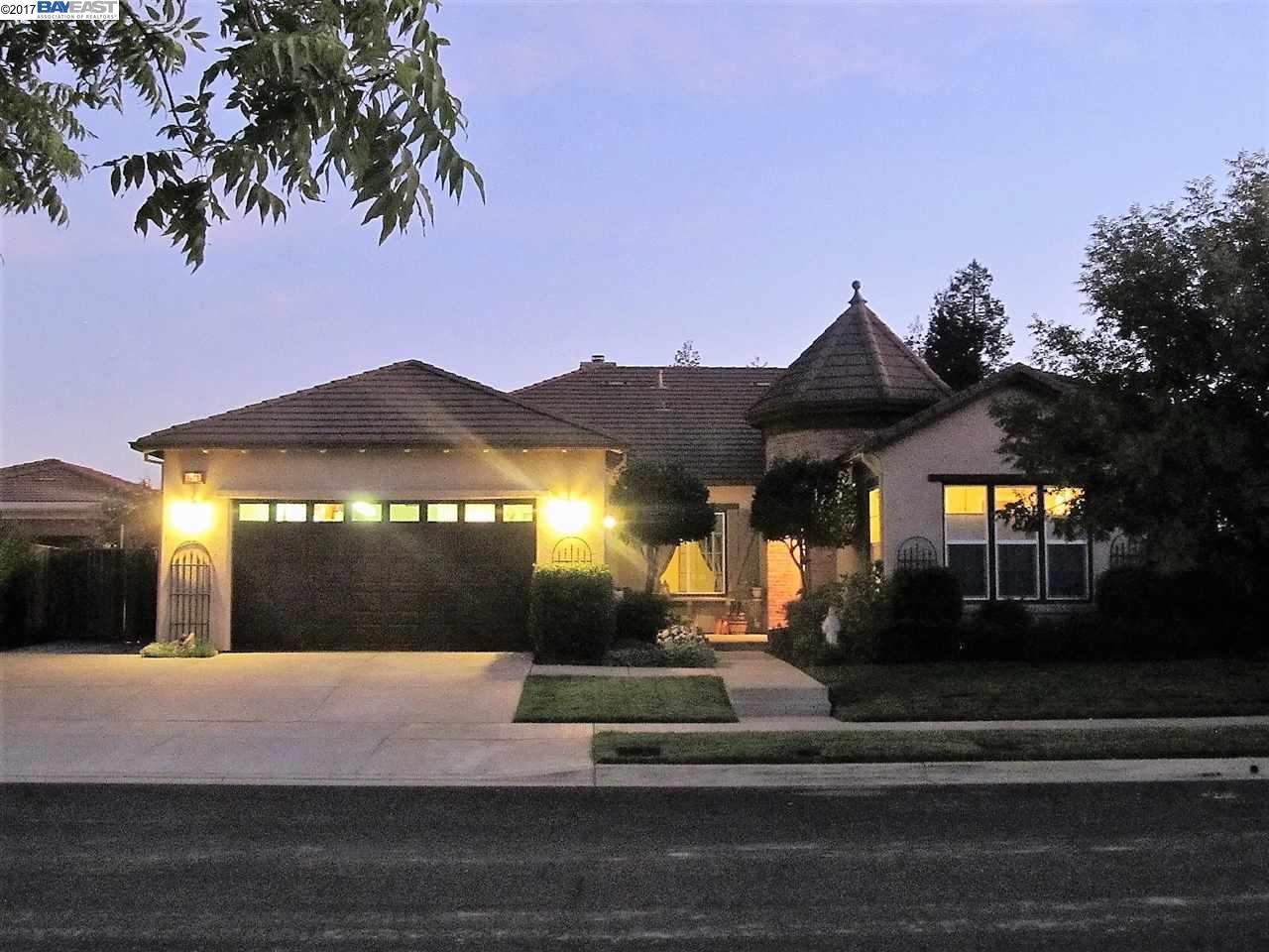 一戸建て のために 売買 アット 1023 FIORE BELLA WAY 1023 FIORE BELLA WAY Livermore, カリフォルニア 94550 アメリカ合衆国
