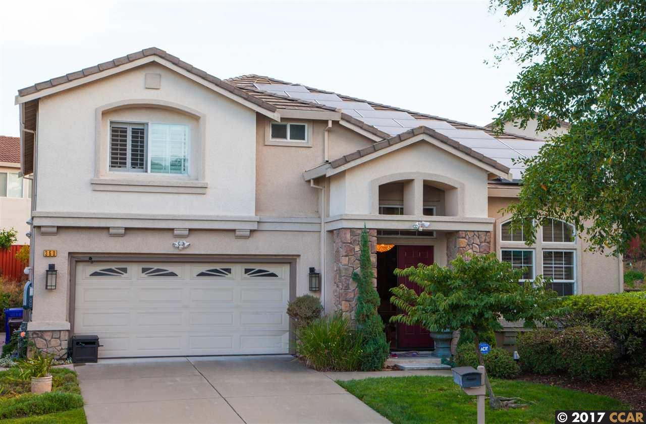 Single Family Home for Sale at 360 Red Tail Place 360 Red Tail Place Richmond, California 94806 United States