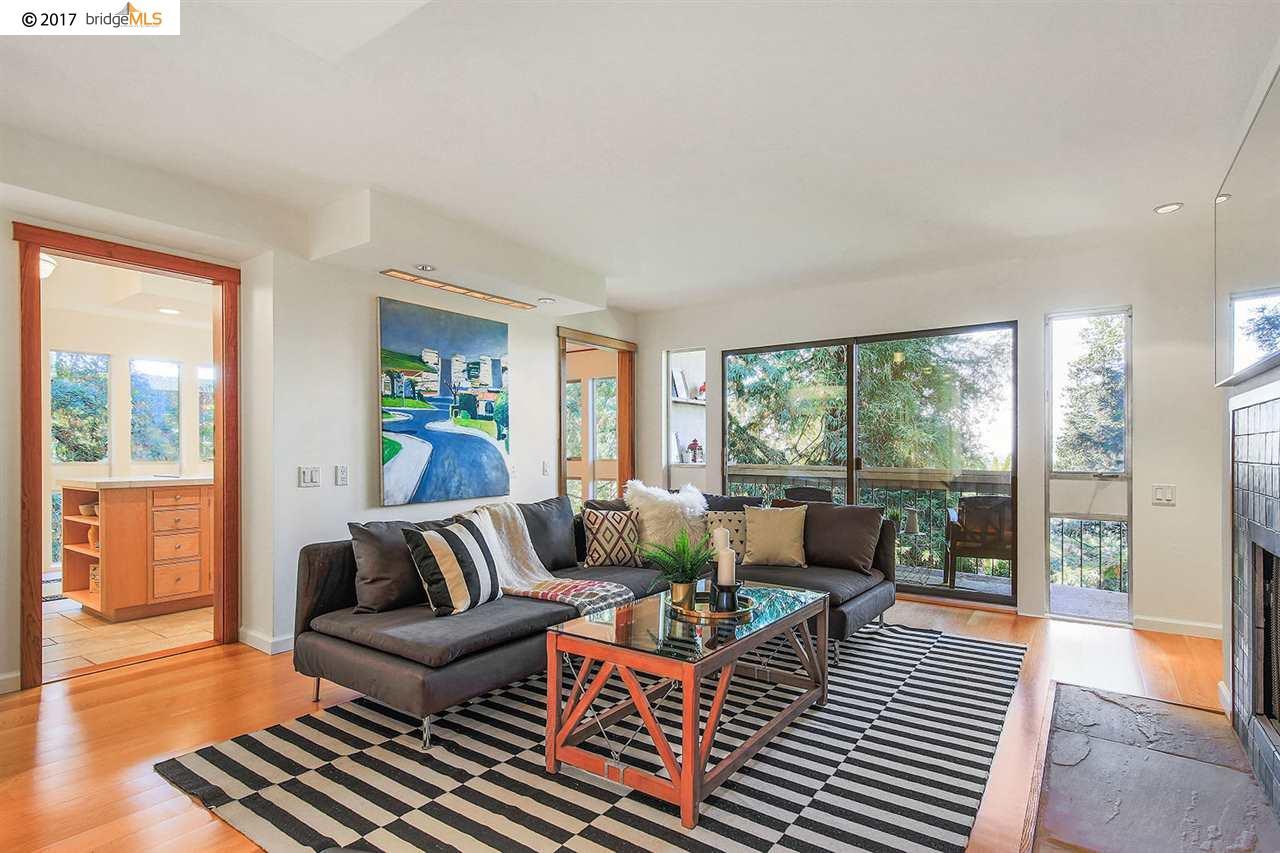 Condominium for Sale at 323 Monte Vista Avenue 323 Monte Vista Avenue Oakland, California 94611 United States