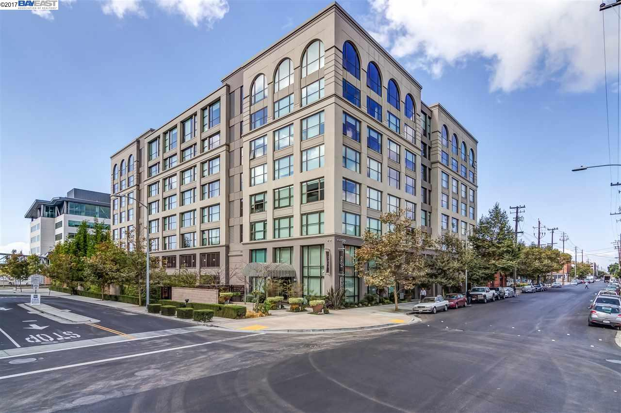 Condominium for Sale at 311 2nd Street 311 2nd Street Oakland, California 94607 United States