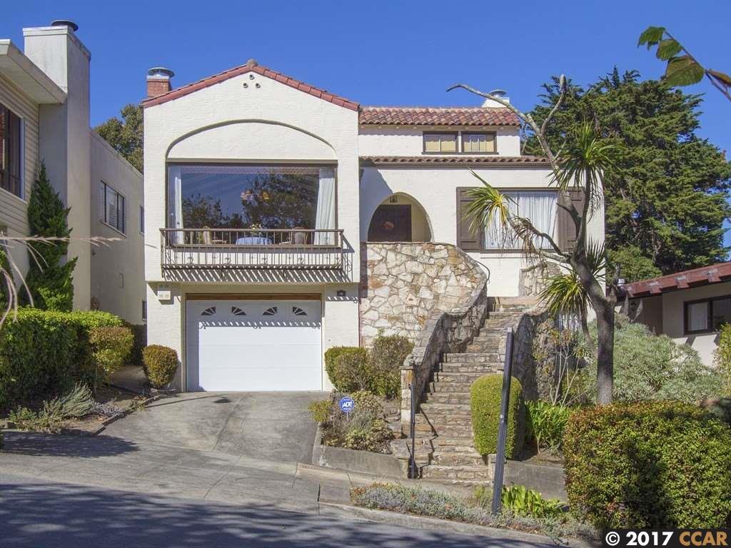 46 Marcela Ave, SAN FRANCISCO, 94116, CA