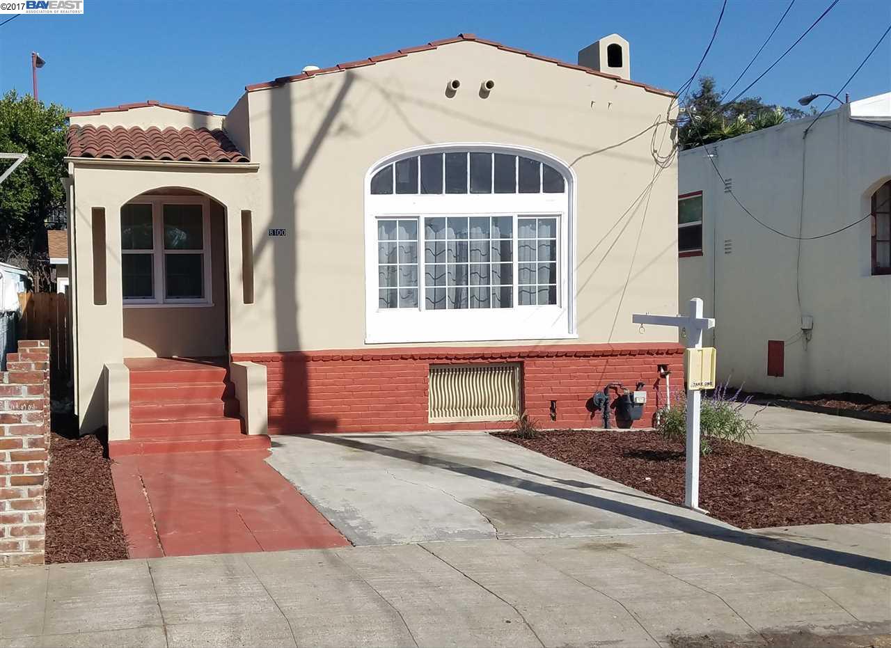 واحد منزل الأسرة للـ Sale في 8100 Idlewood Street 8100 Idlewood Street Oakland, California 94605 United States