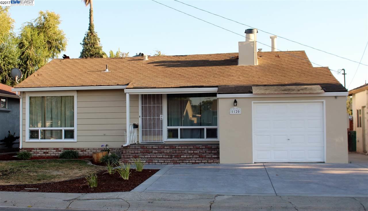 Casa Unifamiliar por un Alquiler en 1120 Bockman Road 1120 Bockman Road San Lorenzo, California 94580 Estados Unidos