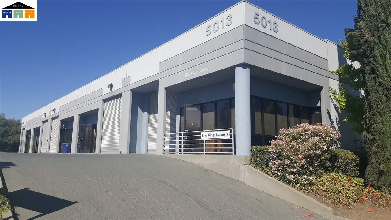 Commercial for Sale at 5013 Forni Drive 5013 Forni Drive Concord, California 94520 United States