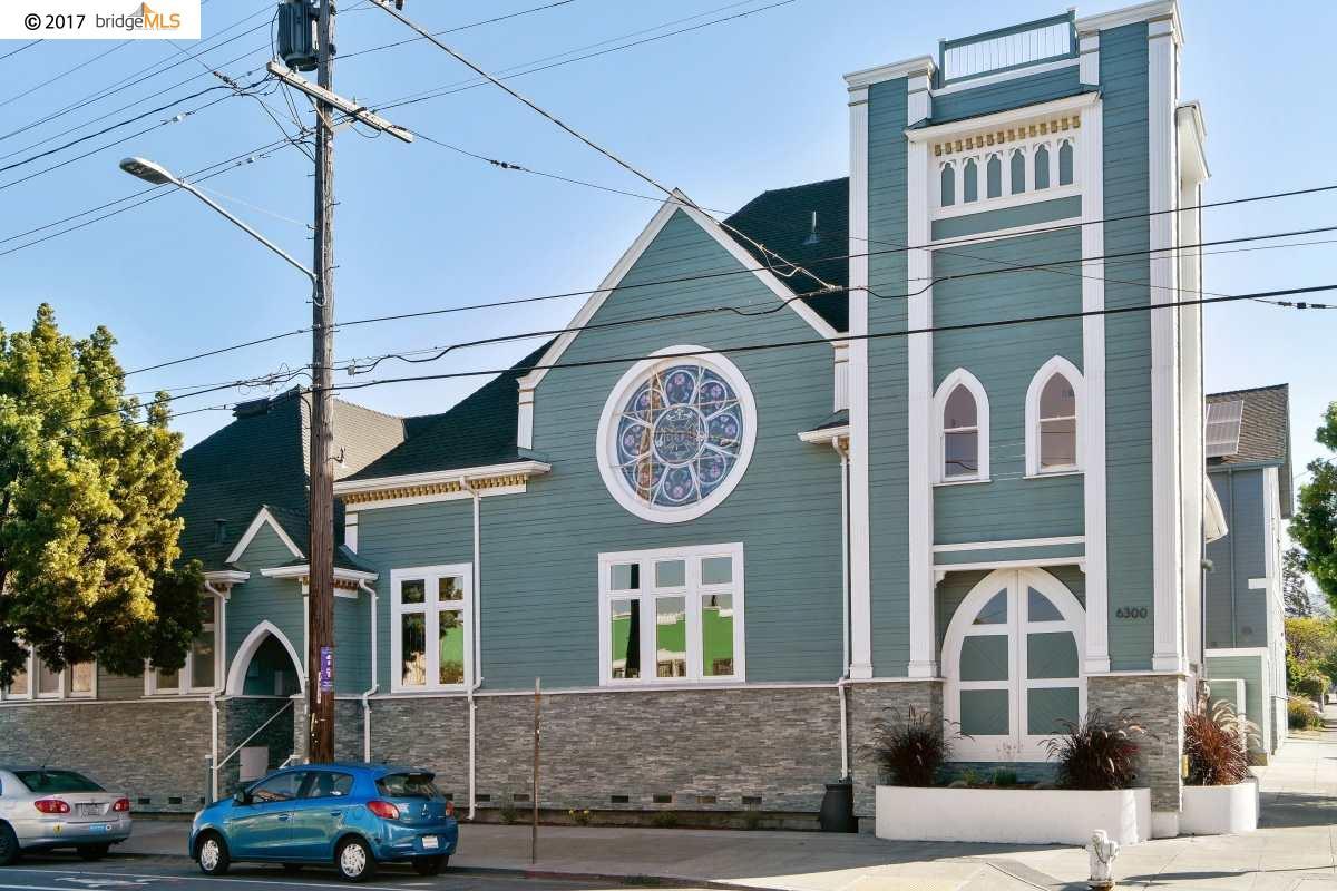 Condominium for Sale at 6300 Shattuck Avenue 6300 Shattuck Avenue Oakland, California 94609 United States