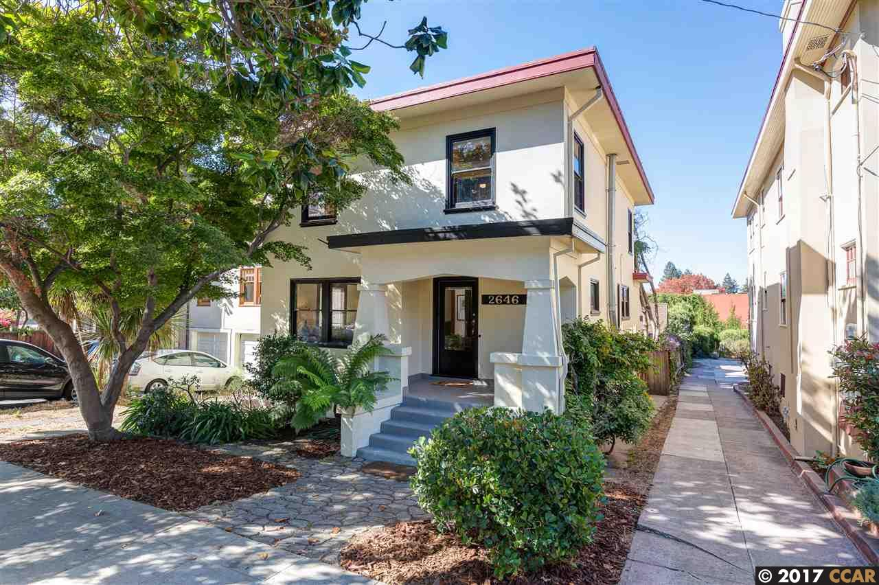 Condominium for Sale at 2646 Regent Street 2646 Regent Street Berkeley, California 94704 United States