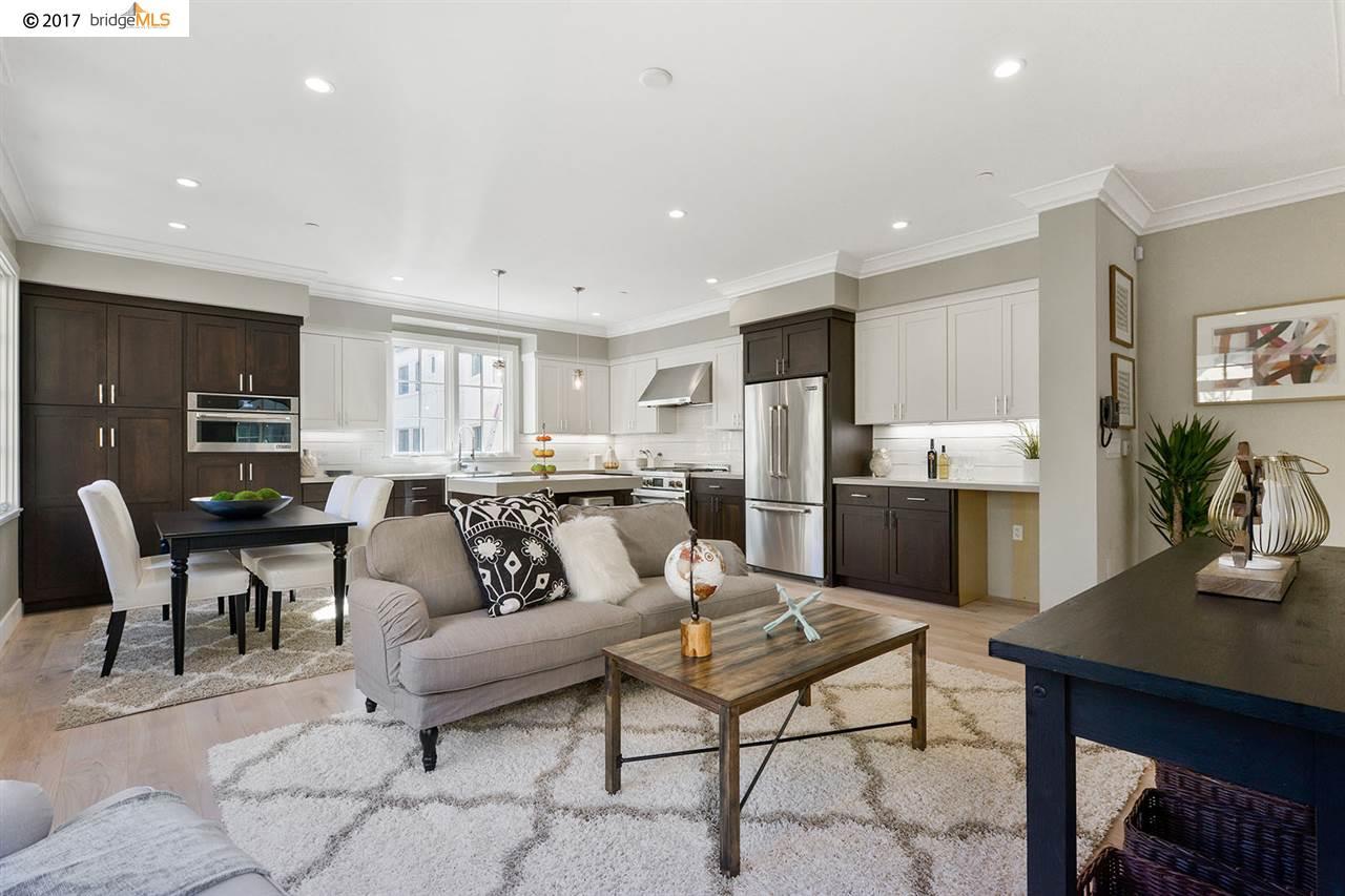 Частный односемейный дом для того Продажа на 410 Linda Avenue 410 Linda Avenue Piedmont, Калифорния 94611 Соединенные Штаты