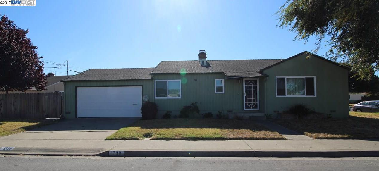 Casa Unifamiliar por un Alquiler en 1738 Via Lacqua 1738 Via Lacqua San Lorenzo, California 94580 Estados Unidos