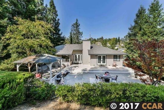 Single Family Home for Sale at 123 Elderwood Drive 123 Elderwood Drive Pleasant Hill, California 94523 United States