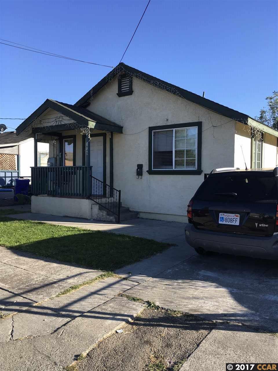 واحد منزل الأسرة للـ Sale في 1948 Bush Avenue 1948 Bush Avenue San Pablo, California 94806 United States
