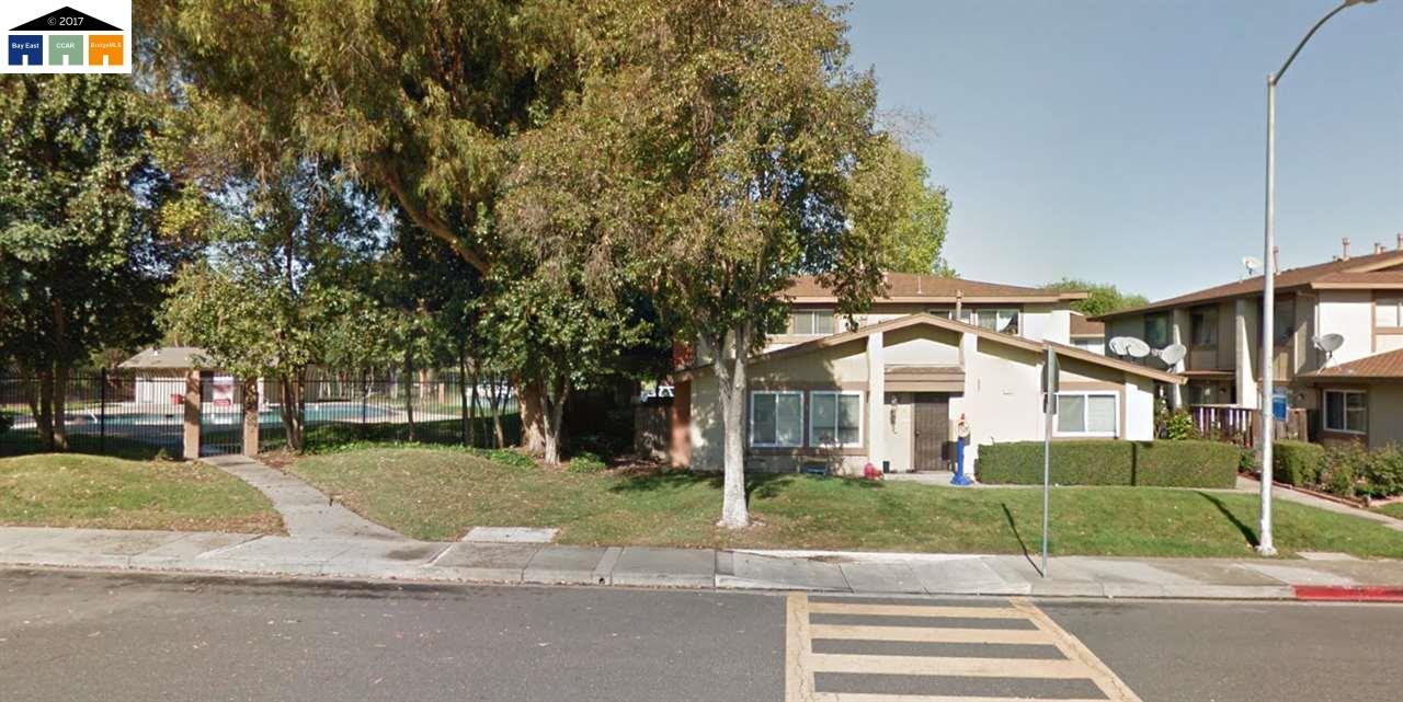 Кондоминиум для того Продажа на 2123 Medallion Drive 2123 Medallion Drive Union City, Калифорния 94587 Соединенные Штаты