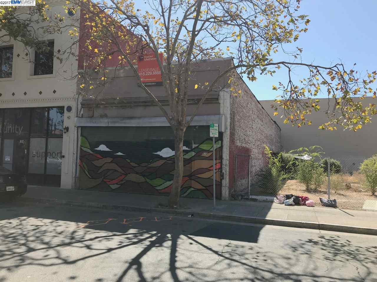 商用 為 出售 在 910 Macdonald Avenue 910 Macdonald Avenue Richmond, 加利福尼亞州 94801 美國